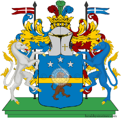 Coat of Arms of family Virtù