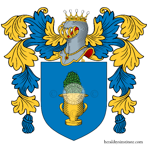 Coat of Arms of family Vasilico