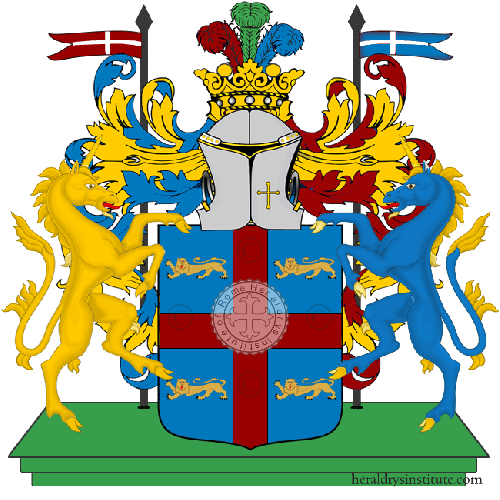 Coat of Arms of family Nasce'