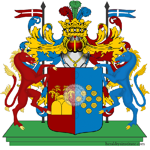 Coat of Arms of family Murgo
