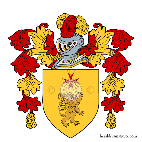 Coat of Arms of family Jommi