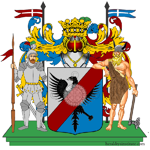 Coat of Arms of family Hargesheimer