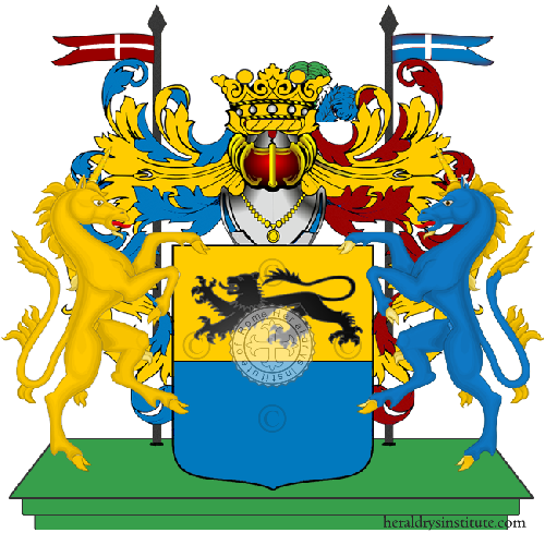 Coat of Arms of family Viviano