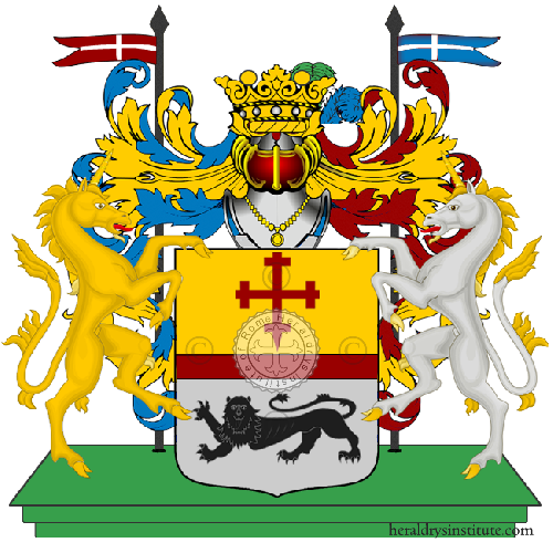 Coat of Arms of family Cifrone