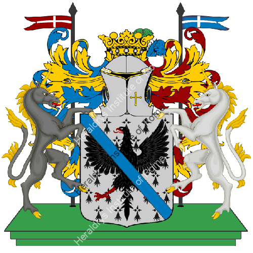 Coat of Arms of family Mungiello