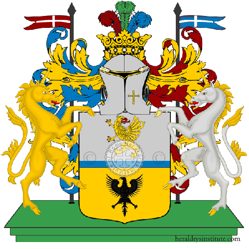 Coat of Arms of family Pommella