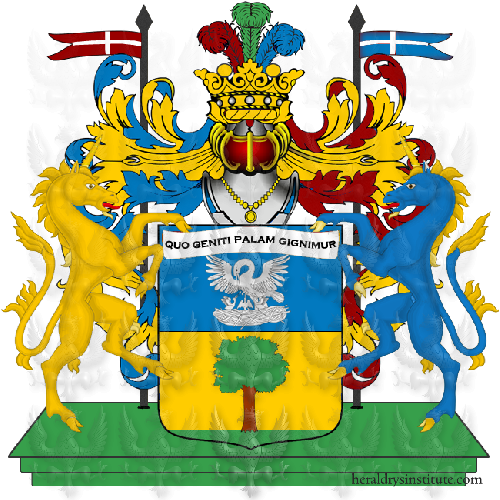 Coat of Arms of family Palaveri