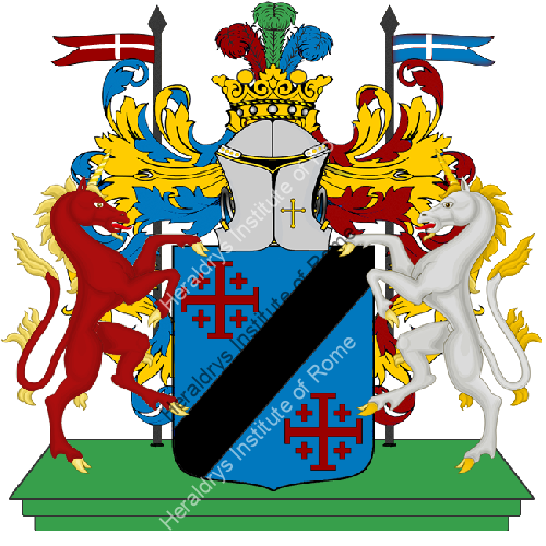 Coat of Arms of family Dall'Antonia