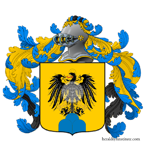 Coat of Arms of family Sbrozzi