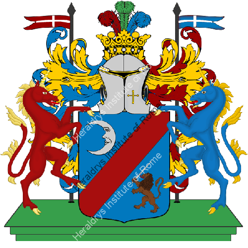 Coat of Arms of family Tancetti