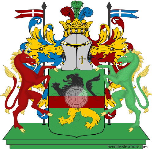 Coat of Arms of family Sciré