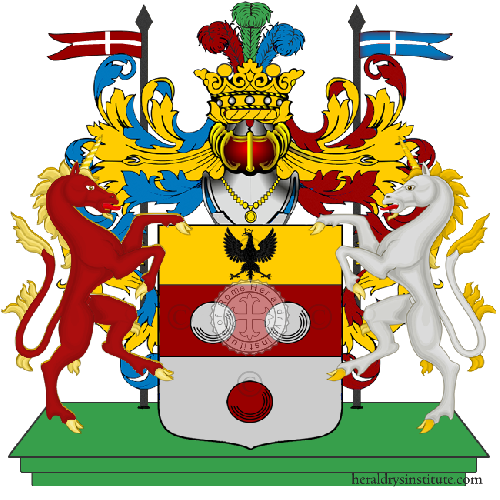 Coat of Arms of family Ribelli