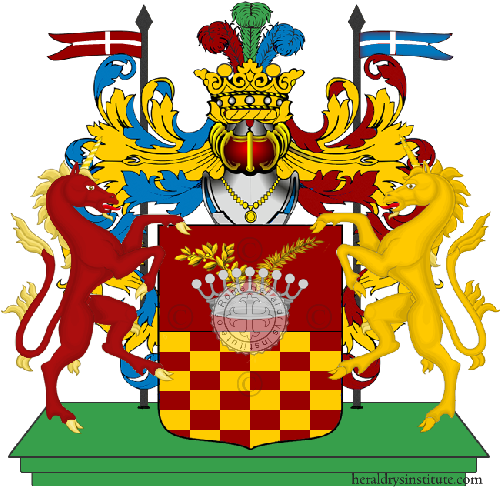 Coat of Arms of family Oliviero