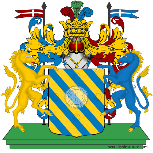 Coat of Arms of family BERTOCCI