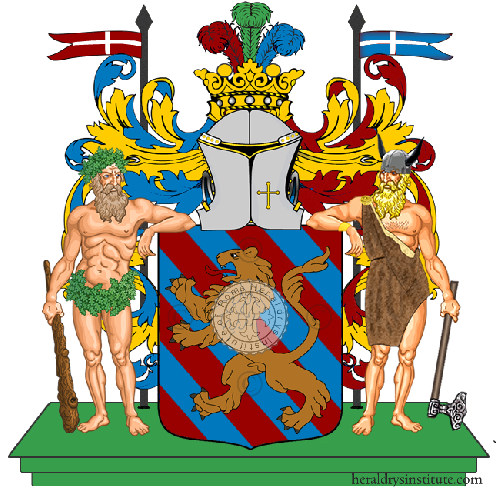 Coat of Arms of family Magada