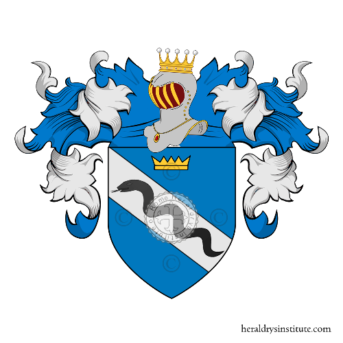Coat of arms of family Bisceglia