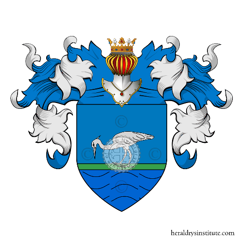 Coat of arms of family Garcia