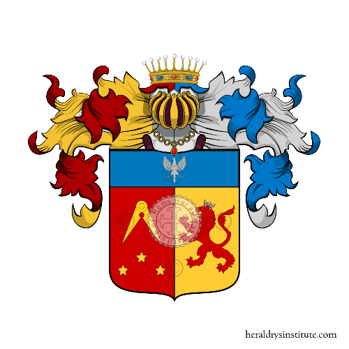 Coat of Arms of family Muffa