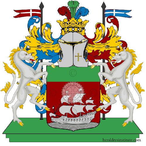 Coat of arms of family paria
