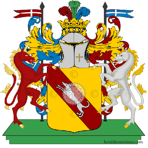 Coat of arms of family Canetti