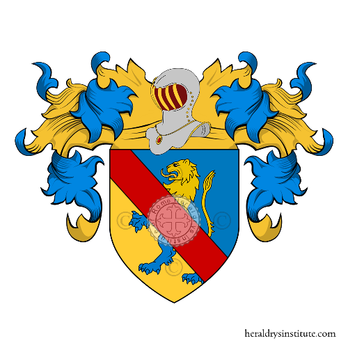 Coat of Arms of family Iosca