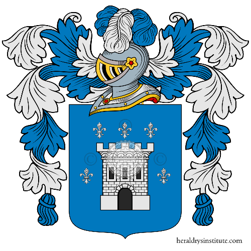 Coat of Arms of family Chiappetta