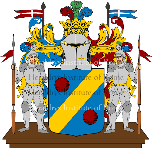 Coat of Arms of family Mucciardi