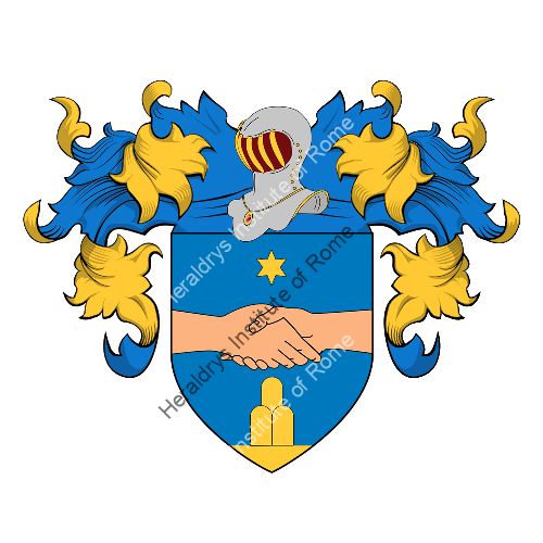 Coat of Arms of family Libutti