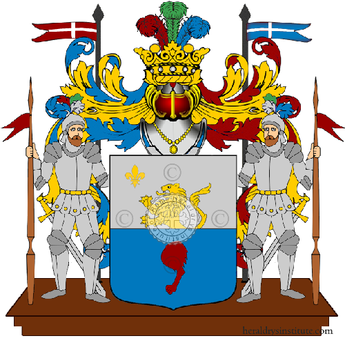 Coat of Arms of family Schettini