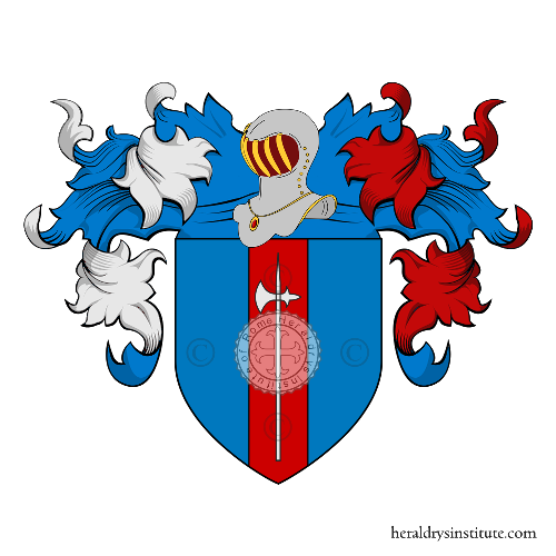 Coat of Arms of family Annino