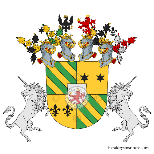 Coat of arms of family Riesch