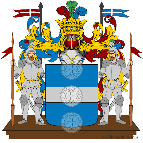 Coat of Arms of family Mezzola