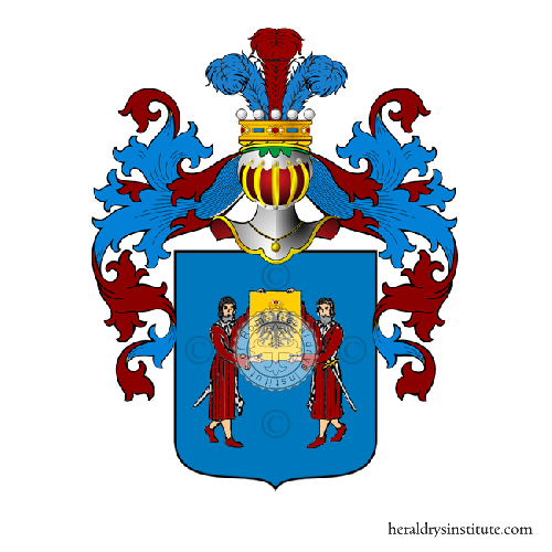 Coat of Arms of family Vecchi