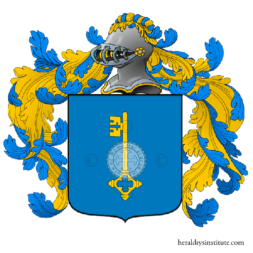 Coat of Arms of family Riccardi o Ricciardi (Messina)