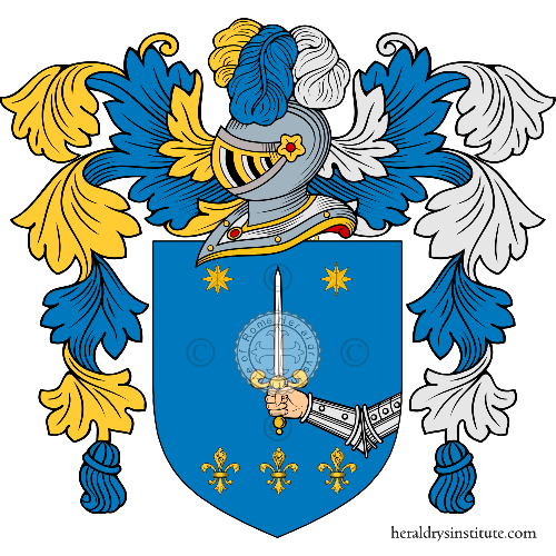 Coat of Arms of family Carapellese
