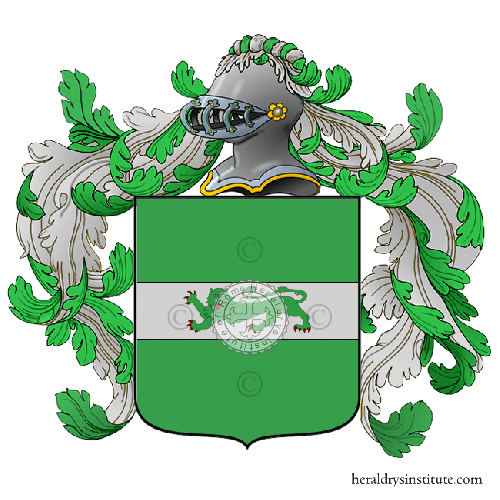 Coat of arms of family loime