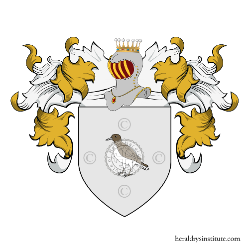 Coat of Arms of family Toggi
