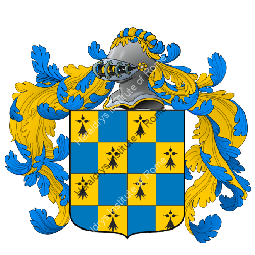 Coat of Arms of family Rago