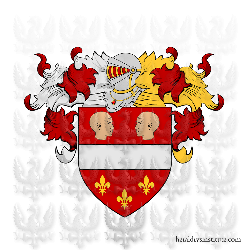 Coat of Arms of family Palvi