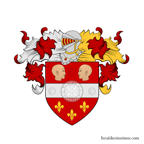 Coat of Arms of family Polmo