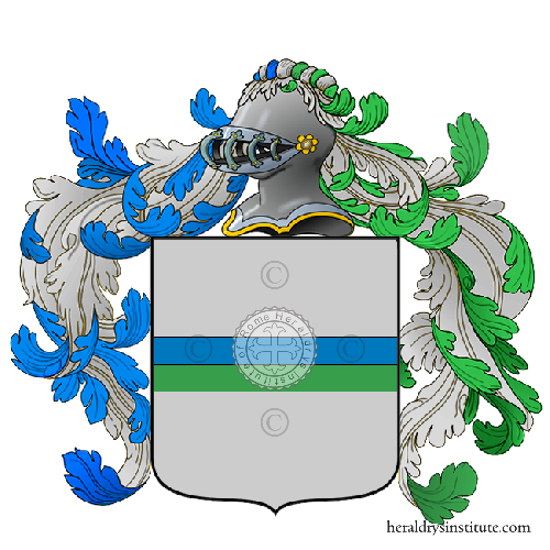 Coat of arms of family Minasi