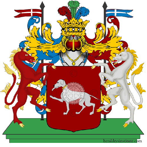 Coat of Arms of family Calì