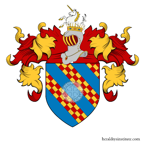 Coat of Arms of family Solaro