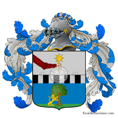 Coat of Arms of family Boffelli