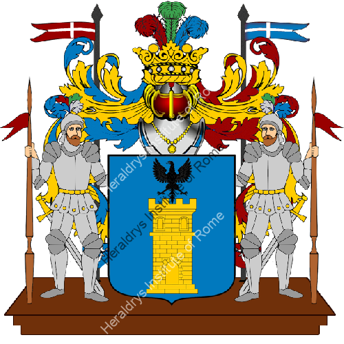 Coat of Arms of family Vincenzone