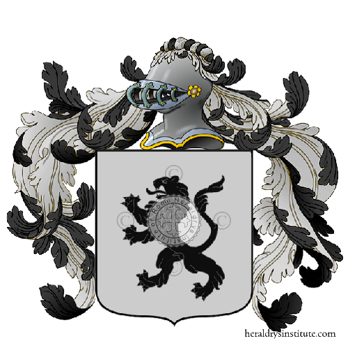 Coat of Arms of family noto