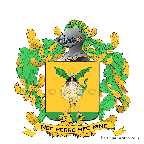 Coat of Arms of family Faà