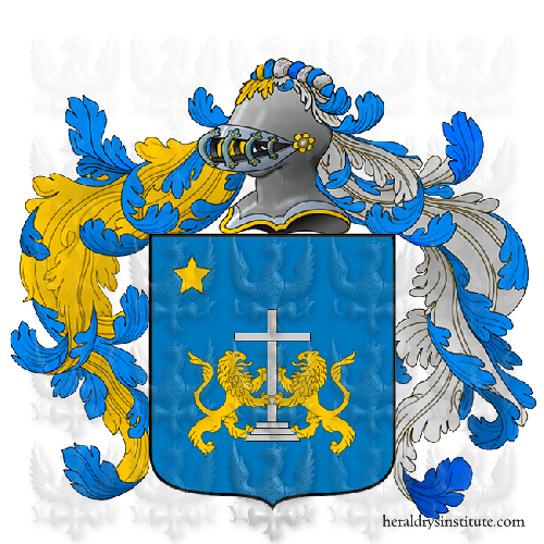Coat of Arms of family Demontis