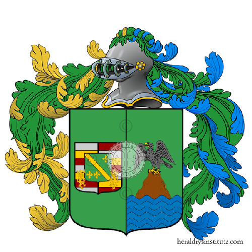 Coat of Arms of family Salaris