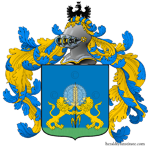Coat of Arms of family di Giovanni